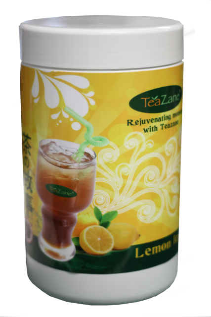 lemon ice tea-bottle