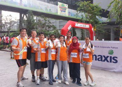 MRCA Charity Run 2014